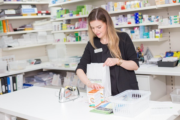 Foundation Pharmacist Support