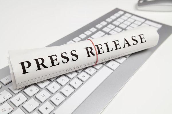 Press release form Mr Gordon